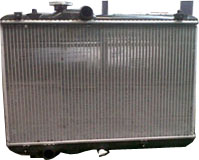custom tube fin heat exchanger 456116